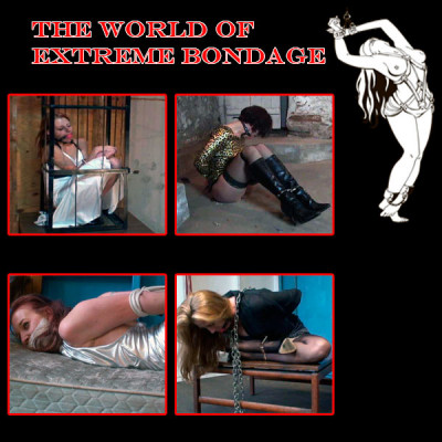 The world of extreme bondage 115