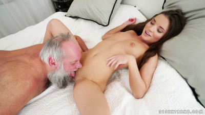 Annie Wolf - Annie Likes Old Guys - Feb 22, 2017