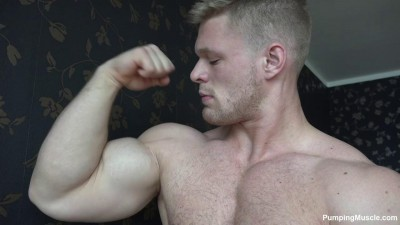 Pumpingmuscle — Gary E Photoshoot 2