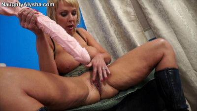 Collection 2017 Best 50 Clips «Naughty Alusha». Part 1.