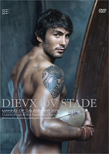 Dieux du Stade - Making of Calendrier 2012