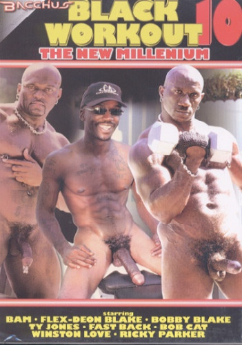 Black gay - Black Workout 10