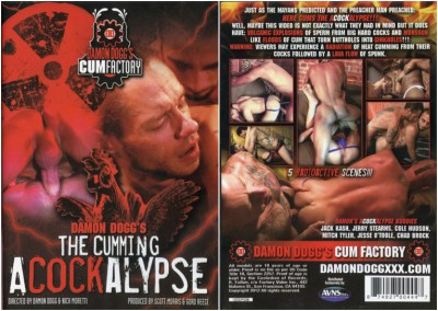 Damon Dogg's Cum Factory - The Cumming A Cockalypse