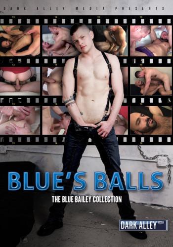 Dark Alley Media - Blue's Balls: The Blue Bailey Collection 1080p