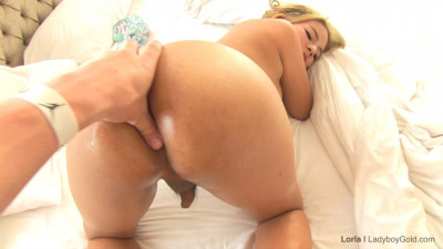 Lorla — Blonde Teen PJ Bareback (30 Jan 2015)