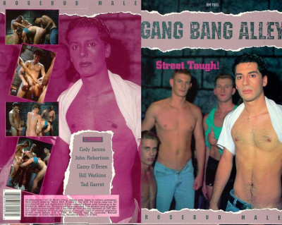 Gang Bang Alley - Cody Foster, John Robertson (1992) - young, mirror, tiny