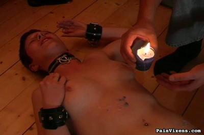 PainVixens/Brunette slave torment
