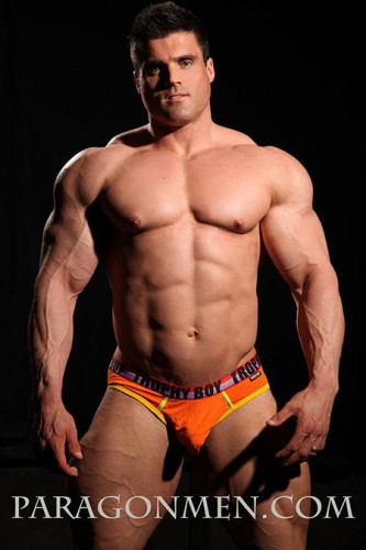 PMen - Big Muscle Alex Bts