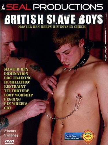 Description British Slave Boys