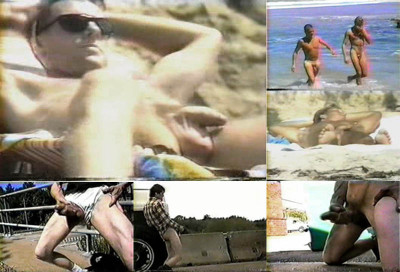 Amateur Hidden Cam Aussie Lifesavers Nudists etc (90s)