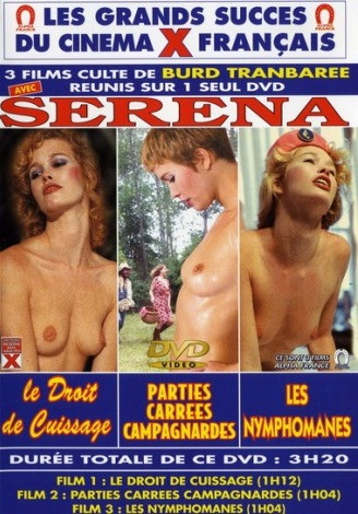AFrance - Parties Carrees Campagnardes (1980) (Blue One)
