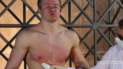 RusCapturedBoys - Gennadiy - The slave to train - Part II