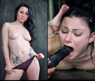 Veruca James Gets Rewarded With Intense Bondage Orgasms