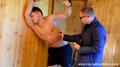 RusCapturedBoys — Model Photoshoot at the Dacha — Part II