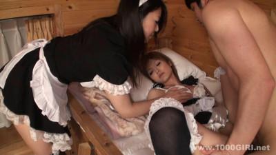 Yukari & Kiku