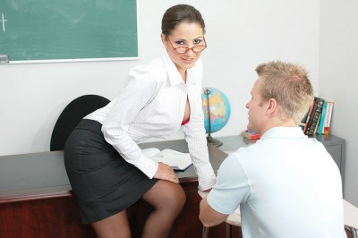 My First Sex Teacher (23 Apr 2014) NaughtyAmerica