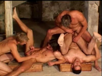 Inside Jirka Gregor Scene 1