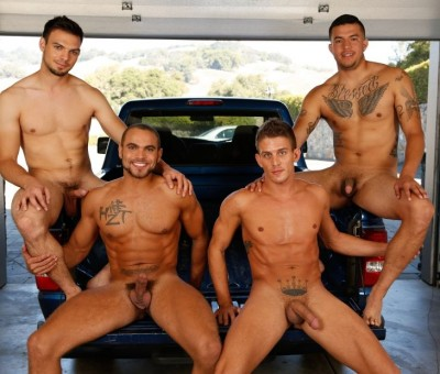Spark Plugged (Alexander Gustavo, Brock Avery, Jason Maddox, Joey Rico)