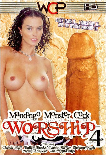Mandingo Monster Cock Worship 4