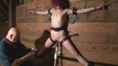 TB - Natasha Days in the Barn 3 Part 2