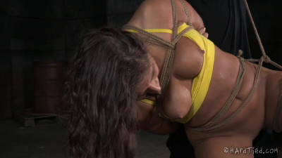 Abella Danger – Tie Me Up (2015)