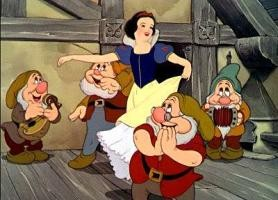 Snow White and 7 Dwarfs (adult cartoon)
