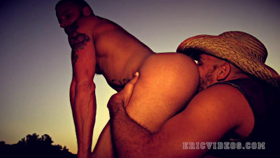 Hitchhiking slut (AntonioBiaggi, BrianDavilla, DerekParker, ShayMichaels)