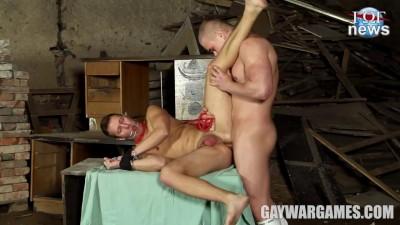 Gay War Games - A Military Strategy - Ruben