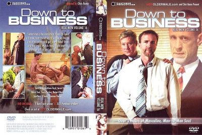 Pantheon Productions — Real Men 16: Down To Business