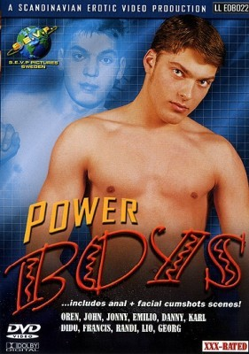 Power Boys (all 12 series)
