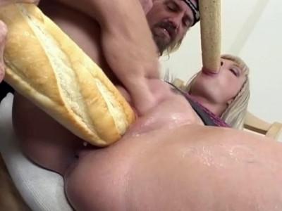 Fucked hard