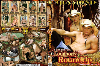Longhorn RoundUp - Beautiful Men