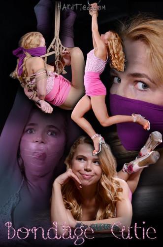 Bondage Cutie — Alina West, Jack Hammer — BDSM, Humiliation, Torture