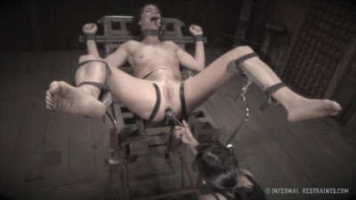 Cici Rhodes – Only Pain HD