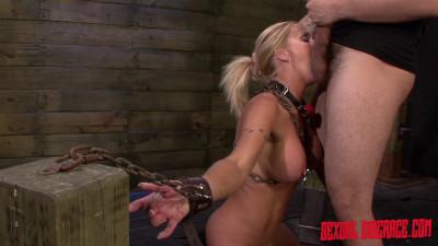 Dani Dare Begs for More Cock