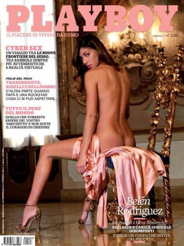 Playboy 2009 Italy