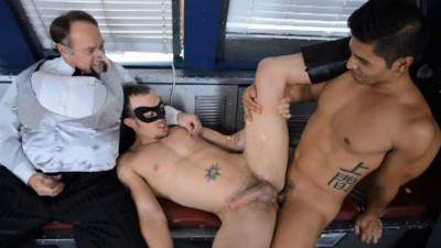 Batman & Robin – An All-Male XXX Parody