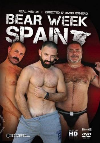 Real Men Vol 34 - Bear Week Spain