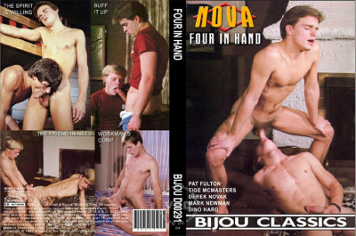 Four In Hand - horny, horny young, wild, men video, stud