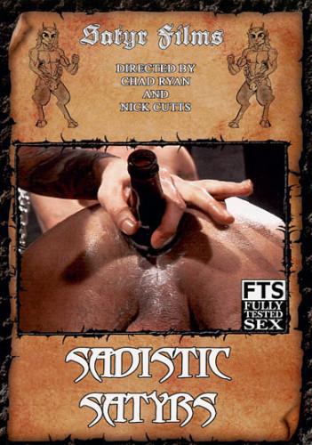 Bareback Sadistic Satyrs – Gabriel D Alessandro, Rock Bottom, Luke Warm