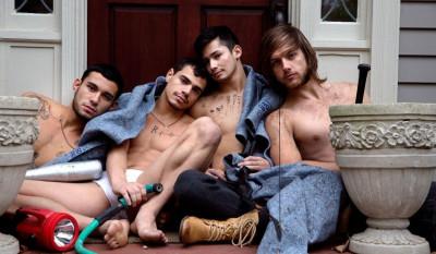 Meeting Liam (Liam Riley, Levi Karter, Ricky Roman, Tayte Hanson)