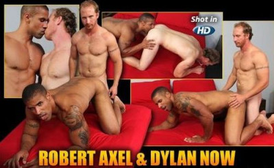 CocksureMen - Robert Axel and Dylan Now