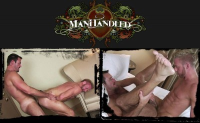 ManHandled – Worship: Anthony London & Christopher Daniels (2012)