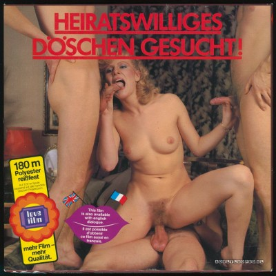 Tabu Video - Heiratswilliges D?schen gesucht!