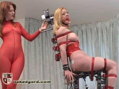 Ryanne Bitch TestInstallation Fayth On Fire Dolores SuckOMatic 9 Video