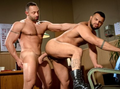 San Francisco Meat Packers 1 – Fabio Stallone And Tony Orion