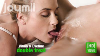 Eveline D., Vinna R. - Double Treat FullHD 1080p