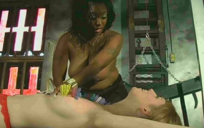 Girls Of Pain Part 7 – Mistress Ruby Diciplines Slave 71