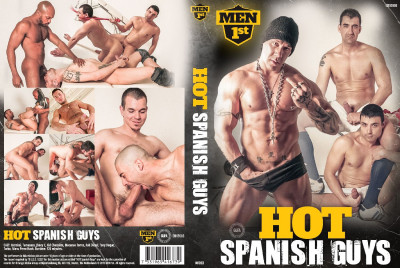Hot spanish guys