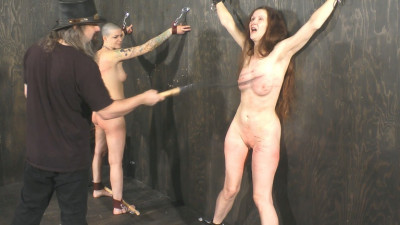 Emma And Abigail – Extreme Whipping For Extreme Painsluts